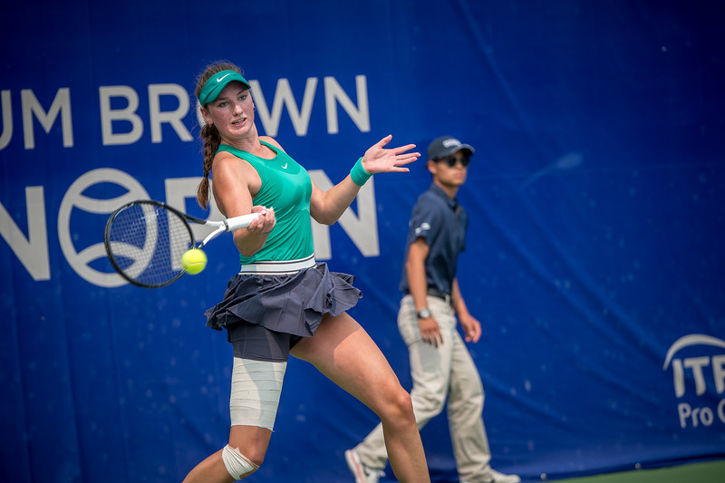 Odlum Brown Van Open 2018. Photo By: Scott Robarts