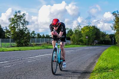 Superfeet Sandman Triathlon - Classic Bike before 10:28