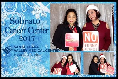 Sobrato Cancer Center Holiday Party 2017