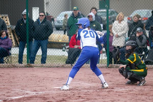 Missisquoi @ BFA-St. Albans softball 4/18/19