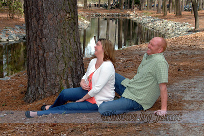 Vickie and Joey's Engagement Pictures