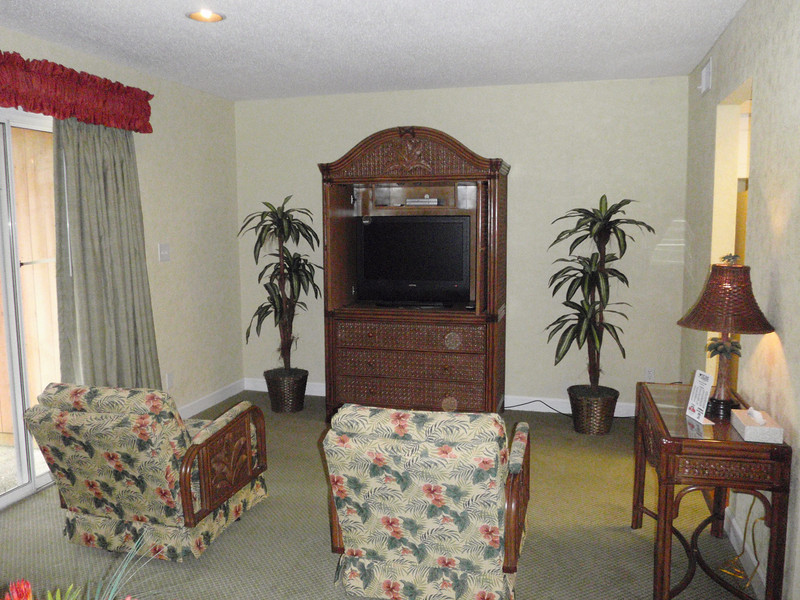 Nice living area in NMB.