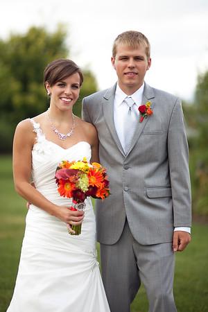 Katie & Luke Clark Wedding