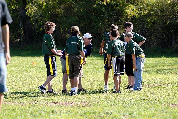 9/8/07 Jonas' Upward Football game
