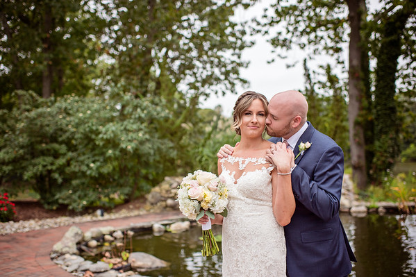 Kelly and Jonathan - First Look and Formals