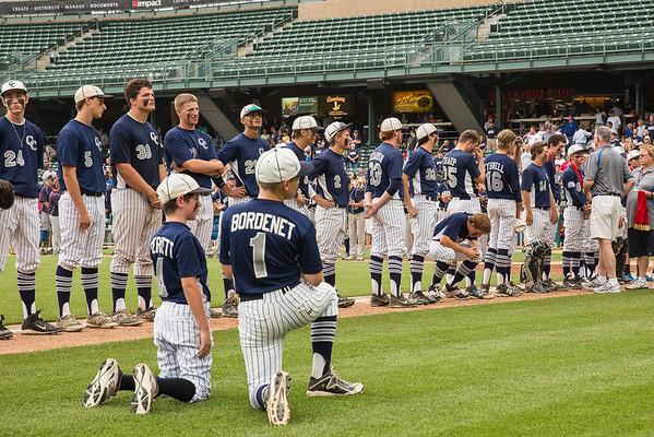CC Baseball vs South Spencer 2015-6-20