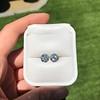 4.08ctw Old European Cut Diamond Pair, GIA I VS2, I SI1 35