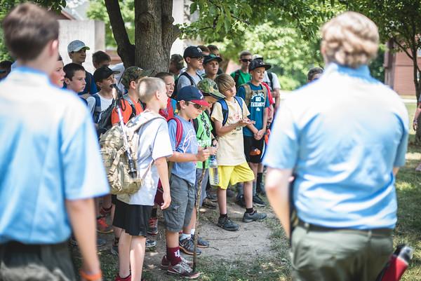 2017 Ransburg Boy Scouts