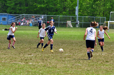 5.23.10 - U12 Girls Semi-Finals - SV North vs. Mars