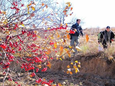 General Xu great wall hiking【fall Sep】
