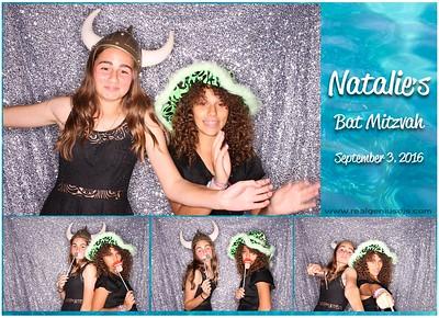 Natalie's Bat Mitzvah GS