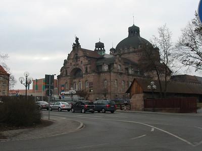 Nürnberg Outing