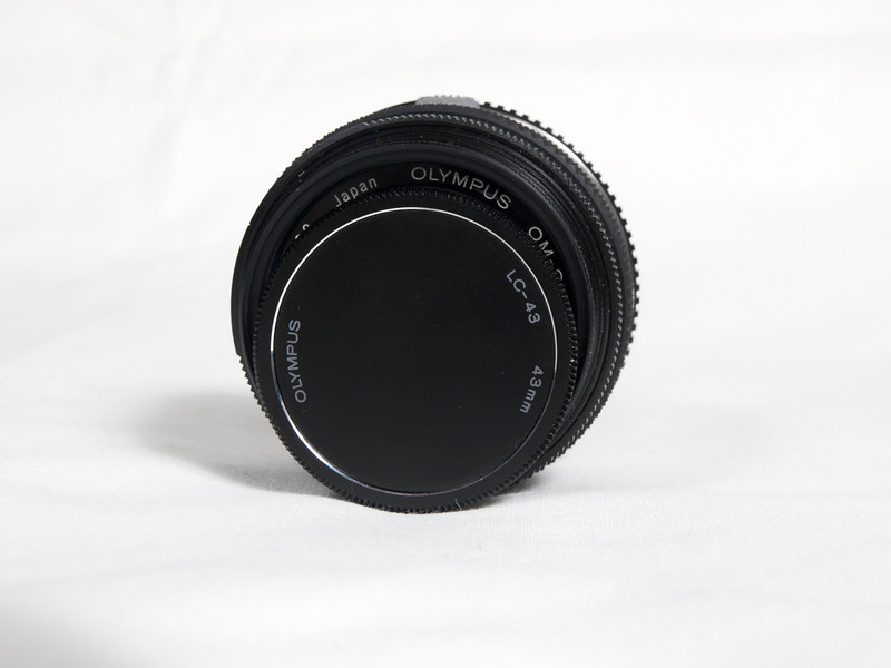 Comparision Photos of the 25mm and the OM 24mm