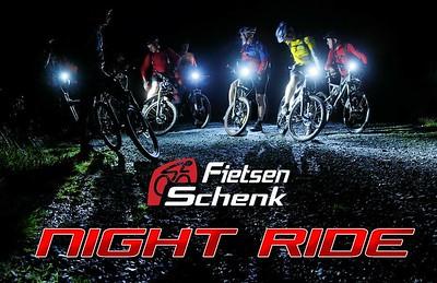 Night Ride - Fietsen Schenk 08-11-2018