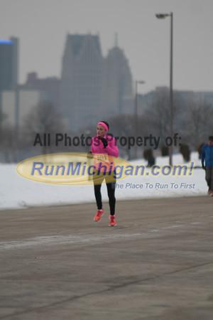 Kids 1 Mile Finish - 2012 Fifth Third New Years Eve Run