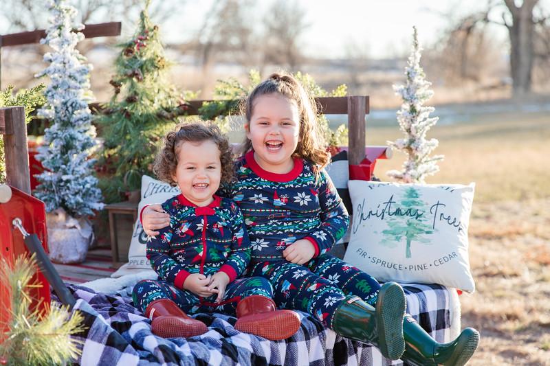 Cousins Christmas Mini 2020
