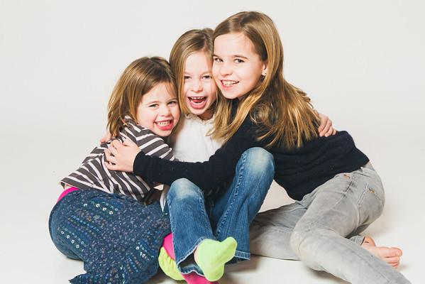 Isobel, Lissy & Kate
