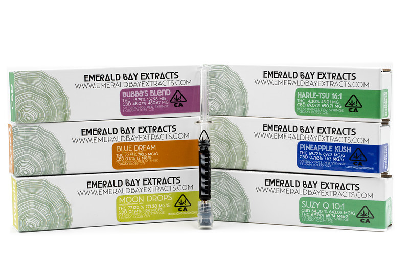 Emerald Bay Extracts | Low-res on white