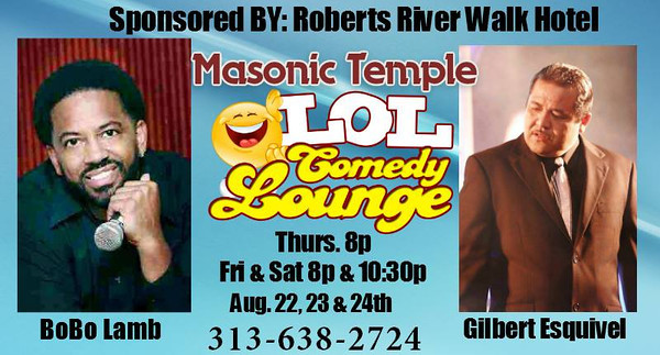 Masonic LOL 8-22-13 Thursday