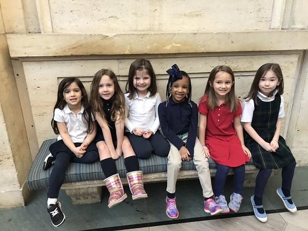 2019 Kindergarten Arts