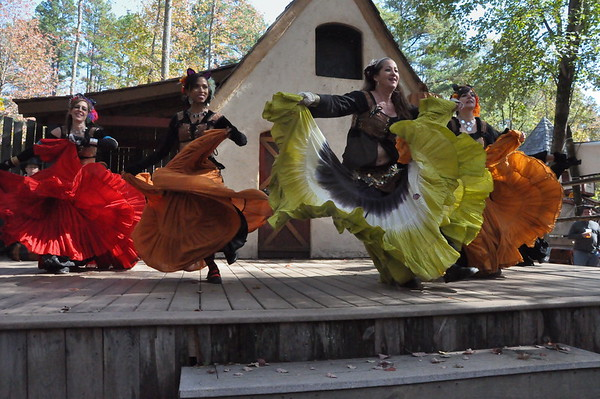 10-30-2011 Carolina Renaissance Festival-Raks Khatar-Jewels of the Caravan 7