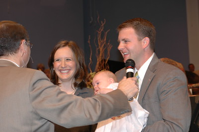 Emma's Baby Dedication 1/6/2006