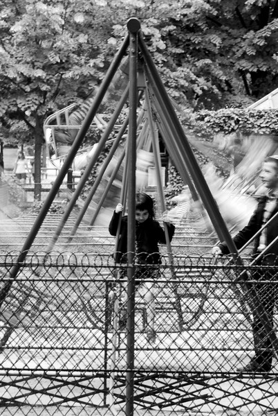 Le Jardin de Luxembourg Paris, France — May 2009