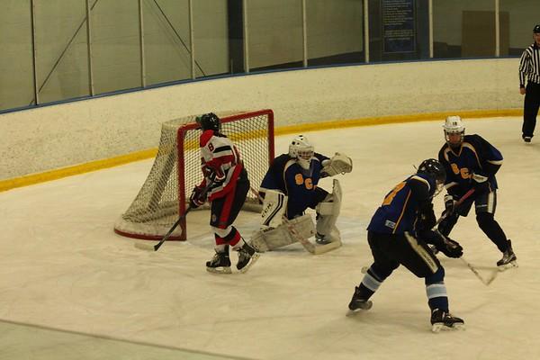 Varsity Ice Hockey vs SCH - Playoffs