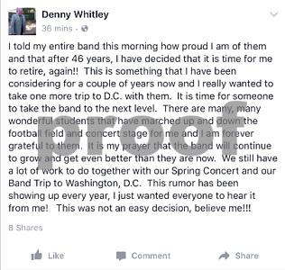 whitehouse-band-director-announces-retirement