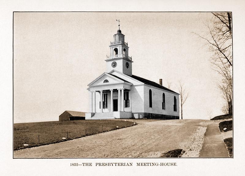 Presbyterian Meeting House | 30x20