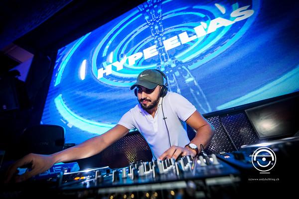 Cocoon Phuket DJ Hype Elias 9.4.2017