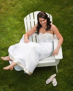 Bailee Daniloff - Bridal Portrait