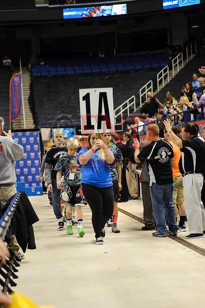 2016 NCHSAA Parade of Champions