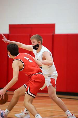 Boscobel @ Iowa-Grant Boys Basketball 2-13-21