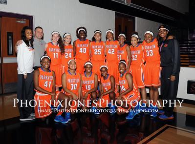 12-19-14 - Millennum v  Parkview - Nike TOC Girls Basketball