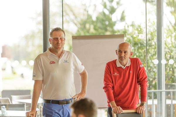 Trainingstag mit Markus Brier