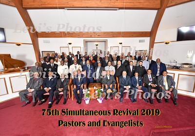 75th Simultaneous Revival OKC 2019