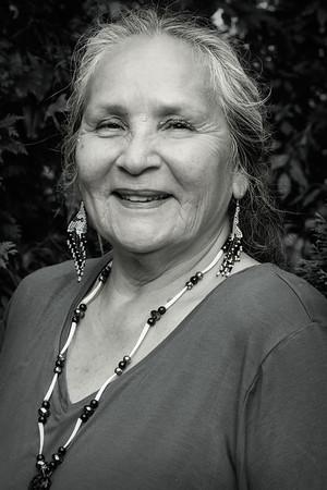 "Tinker Schuman ""Eagle Woman"" - Lac du Flambeau, WI"