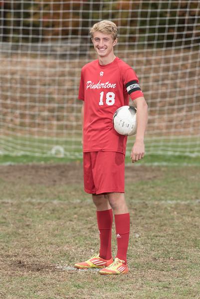 Pinkerton Varsity Soccer 2015
