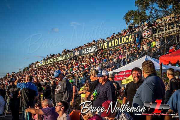 USA Nationals, Cedar Lake Speedway, Friday, August 4th, 2017