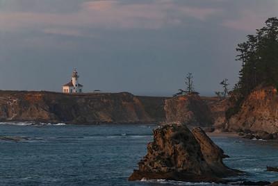 Cape Arago Lighthouse (Coos Bay)