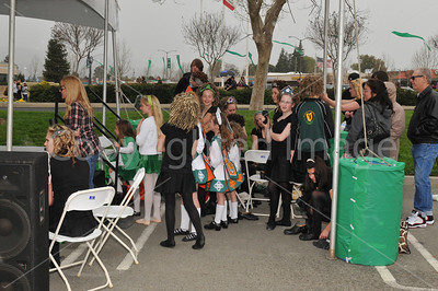 Dublin's St. Patrick's Day Festival - 13 March 2011