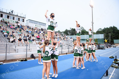 2020-21 Cheerleading Action
