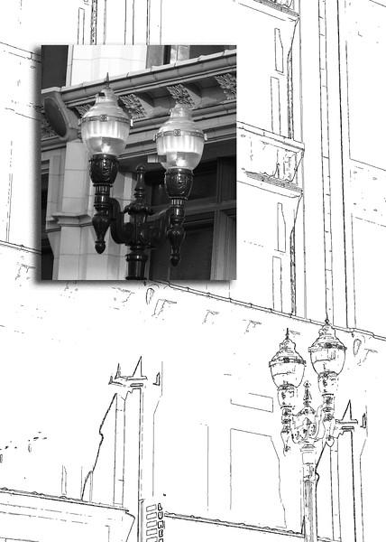 Lamp Post B&W Art 5X7.jpg