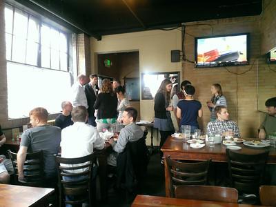 2013 Happy Hour at Buckley's