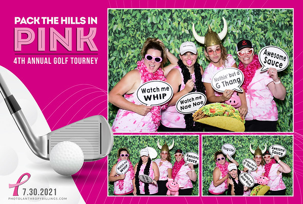 Pack the Hills in Pink