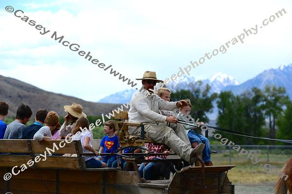 Mackay Rodeo 2014
