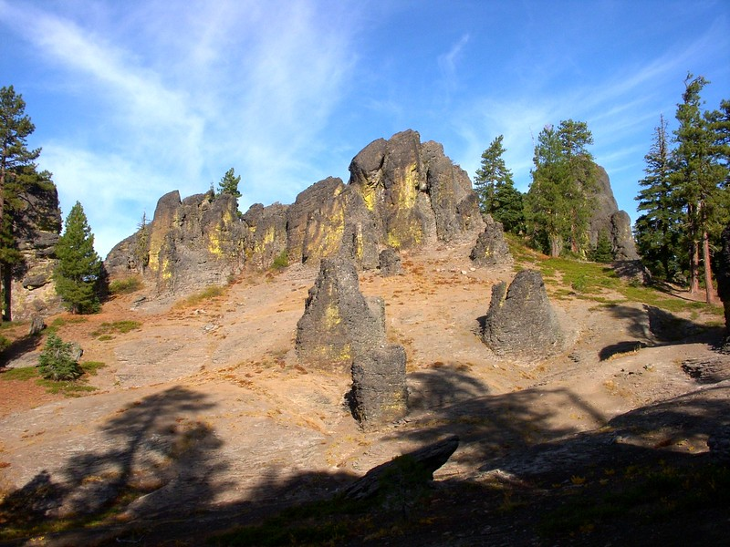 Gearhart Mountain Wilderness Oregon