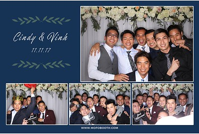 Cindy and Vinh's Wedding