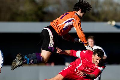 Highgate United FC vs Loughborough Univ FC 25-03-2017
